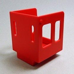 画像1: 4610745【Red】デュプロ キャビン 1個