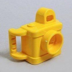 画像1: 6137125,6157047【Yellow】デュプロ カメラ 1個