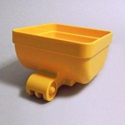 画像1: 6219497【Yellow】デュプロ ボックス(凸) 1個