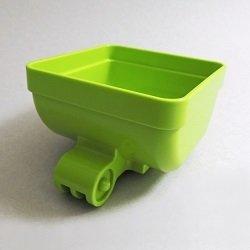 画像1: 6249859【Lime】デュプロ ボックス(凸) 1個
