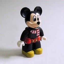 画像1: 6269879 デュプロ ミッキーマウス 1個