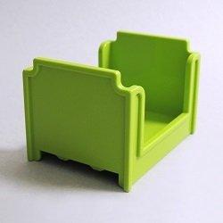 画像1: 6021727【Lime】デュプロ ベッド 1個
