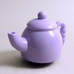 画像1: 6295973【Lavender】デュプロ ティーポット 1個