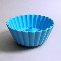 画像1: 6335170【Medium Azure】デュプロ マフィンカップ 1個